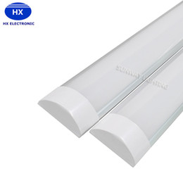 LED Batten Tube Light Surface Integrated 1FT 2FT 3FT 4FT T8 Led Tubes Explosion LED tri-proof Light AC 110-240V CE ROHS