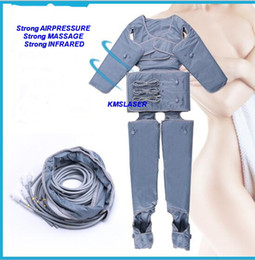Desktop Fashion Lymph Drainage Body Slim Weight Loss Massage Popular Pressotherapy Machine with Sauna Suit Blanket