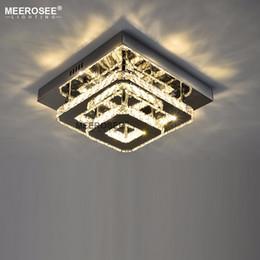 2017 montaje en el techo accesorios de iluminación Lámpara de techo moderna de cristal LED para lámpara de interior lamparas de techo Lámpara de techo de montaje superficial presupuesto montaje en el techo accesorios de iluminación
