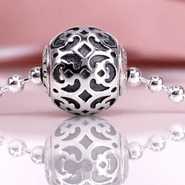 European Style Jewelry 925 Sterling Silve Bead SPIRITUALITY Essence Style Fit DIY Essence Bracelet 796029