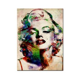 1 Picture Sexy Marilyn Monroe Canvas Painting Canvas Wall Art Prints Picture for Living Room Home Decorations