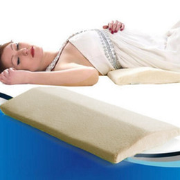 Hot Sale mousse de mémoire oreiller femmes enceintes Lumbar Oreiller Maternité de couchage de la taille dos soutien coussin Pad RC0047 à partir de oreillers de soutien lombaire fabricateur