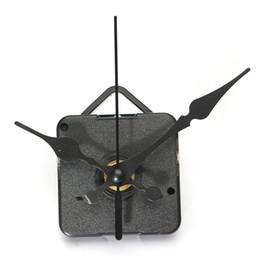 Compra Online Relojes de cuarzo piezas-Venta al por mayor-nuevo Blade Spade Manos reloj de cuarzo pared movimiento del mecanismo de reparación Reemplazar el kit de piezas