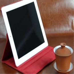 Promotion types lenovo Étui pliable Affaires décontractées Personnaliser multi-types Taille Canvas PU TPU Tablet PC Cases Solid 7 Color