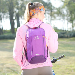 Wholesale Outdoor Gear Hiking Camping Sport Cycling Bags Men Women s Trekking Mountaineer Casual Travel Packsack Multifunction Shoulder Bags