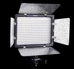 Plates-formes de caméra pour dslr en Ligne-Grossiste-Caméra Vidéo Lumière LED Light YONGNUO YN-300 DSLR Rig Accessoires