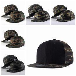 2017 sombreros de camuflaje Unisex Camouflage Gorras de béisbol Sun Visor Mujeres Hombres Ejército Militar Sombrero Deportivo Casquillo Casual Street Ball Gorras PPA743 sombreros de camuflaje outlet
