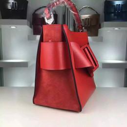 Wholesale Genuine Clutch Bag News Women Crossbody Bag Small Fashion Burgundy Bag Belt Boyy Handbag Leather High Quality Bobby Bags Single Shoulder Bag