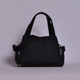 2016 New Nylon shoulder bag messager bag women bag defea K13164 xiaobai