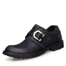 Acheter en ligne Caoutchouc respirante-Causal Shoes Men Loafers Mocassins en cuir véritable Chaussures de conduite respirantes Chaussures de haute qualité Mocassins faits à la main en caoutchouc