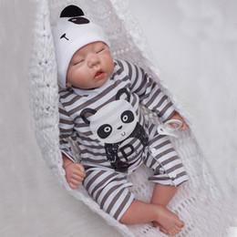 Wholesale 20 Inch Boy Doll Handmade Full Body Silicone Reborn Baby Soft Newborn Bath Toy Reborn Baby Doll Gift Doll
