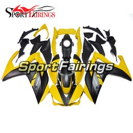 Injection Fairings For Yamaha R25 2015 2016 R3 2015 ABS Plastic Complete Motorcycle Fairing Kit Bodywork Motorbike Cowlings Yellow Black New