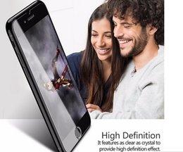 Acheter en ligne Nouveaux écrans de téléphone-100pcs Livraison gratuite Iphone 6 6s 6 plus 2.5D Protecteur d'écran Verre trempé clair pour téléphone6 plus 5,5 pouces Téléphone Nouvelle arrivée