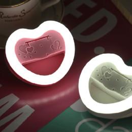 2017 anillo de luz led de la cámara LED Selfie Anillo Luz Flash Spotlight Círculo Ronda Llenar Luz Celular Foto Cámara Lámpara Speedlite para iphone 7 más Samsung Universal anillo de luz led de la cámara limpiar