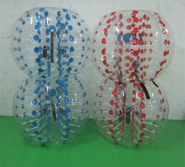 1.2m 0.8mm PVC Inflatable Human Hamster Ball Zorb Ball Loopy Football Bubble Soccer Ball For Sale