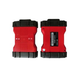 Wholesale F ord VCMII V98 auto Scan tool VCMII Support Vehicles IDS vcm full chip High Quality OBD2 car Diagnostic Tools DHL