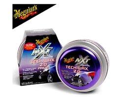 Pâte voiture polish à vendre-Vente en gros-La plupart des meilleures voitures de cire Pâte à polir Auto Autocollants Pâte Cire voiture Peinture Soins Wax + 12x Polishing Sponge Pads