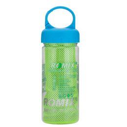 Compra Online Bufanda para el frío-Toalla fría en botella de beber fitness yoga verano toallas de refrigeración de doble capa de deportes al aire libre helada scaft pañuelos almohadilla de secado rápido 120pcs