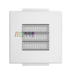Wholesale New Nice appearance energy saving white aluminum body w led gas canopy station light Ceiling Lights H124