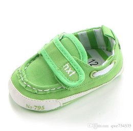 cute summer baby walker canvas baby shoes toddler newborn shoes walker colored high quality