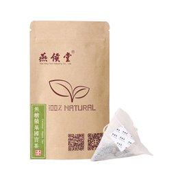 Wholesale Yan Hou Tang Caramel Apple Black tea bag South African national treasure Made in Taiwan Leisure Natural Health