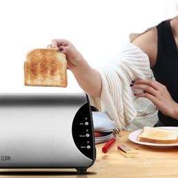 Wholesale 220v Intelligent Multi Functional Automatic appliances bread baking machine household cake baking bread toaster machine toast maker machine
