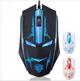 Wholesale Best Wired USB Professional Gaming Mouse Optical Advanced High Performance dpi Gamer Game Mouse for PC Laptop Computer