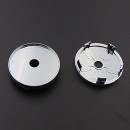 Wholesale Universal Chrome Empty Wheel Center hub Caps mm quot base seat cm plastic covers
