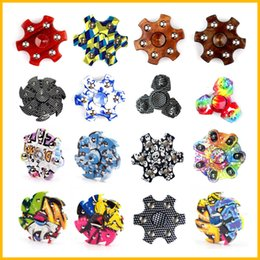 Fidget Spinners EDC Prime High Speed Stainless Steel Bearing Anxiety Relief Fingertips Spiral Toys Hand Fidget Spinner