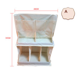 Wholesale Baby Nursery Organizer Hanging Organizer for Bed Diaper Organizer With Large Pockets Ample Storage Space Holds Diapers Wipes Creams