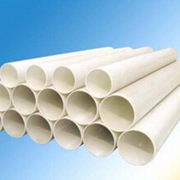 Wholesale Meter Industrial plastic pipe White PP Pipe Model Hollow Tubing DIY Handmade Parts