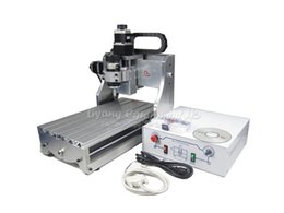 Wholesale CNC T D300 Router milling machine Easily produce name badges equipment tags small signs plaques and awards
