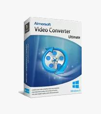 Video Converter Ultimate v8.9.0 Aimersoft in English all round Video Converter