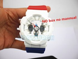 Wholesale New arrival top quality relogio G120 no box men s sports watches popular men watch LED all pointers work ATM water resistant wholsale