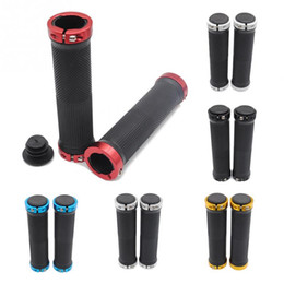 Wholesale 1 pair High quality Bike Bicycle Handlebar Cover Grips Smooth Soft Rubber Handlebar handlebar cover handle bar end