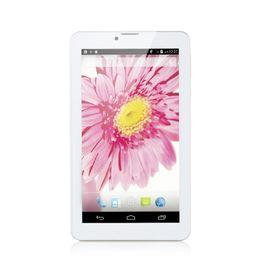 Wholesale Best Quality inch Dual Sim Bluetooth Dual Camera Phone call Tablets PC WIFI M G Resolution GHz AR32