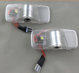 2 x LED For Honda Accord Crosstour Car Door Welcome Logo Light Projector Courtesy Laser Ghost Shadow
