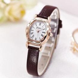 Vine Belt watches Female Bracelet water proof Quartz watch Because of its quartz accuracy and good durability