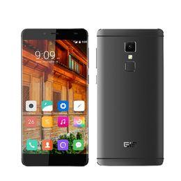Promotion caméra verre usb 3GB 16Go elePhone S3 Touch ID 4G LTE 64 bits Octa Core MTK6753 Android 6.0 Marshmallow 5,2 pouces 3D courbé en verre 1920 * 1080 FHD OTG Smart Phone