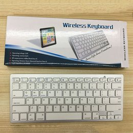Wholesale ULAK Ultra Slim Bluetooth Wireless Keyboard for iPad iPad Air iPad Air iPad Mini Tablets battery not included X1