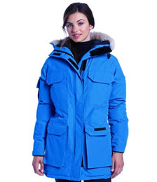 2016 winter Canadian women's warm and warm Canadian outdoors for Canadian and cold feathers