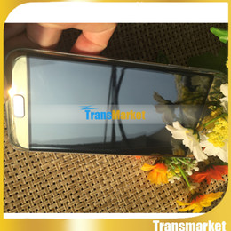 Wholesale 5 Inch S7 edge Phones MTk6580 Quad Core Unlock Phone GB ROM Cheap Cell Phone Dual Camera Wifi WIth logo Sealed box With Free DHl