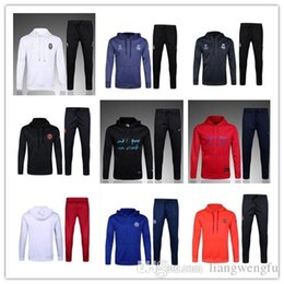 Wholesale AE Factory Thai Quality Soccer Shirt Kids Adult Set Long Sleeve Training Clothing and Short Sleeve Training Wear