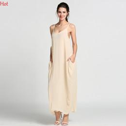 Summer Dresses Plus Sexy Backless V-Neck Strap Dress Backless Chiffon Beach Dress Women Clothes Sheer Loose Maxi Long Dress Vestido SV025645