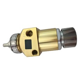 Wholesale Automatic WRA101 spray nozzle original Reciprocating engine paint nozzle for auto working line with SS nozzle and needle free air shipping