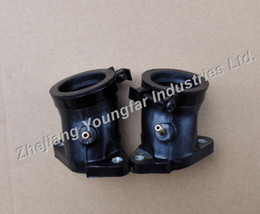 Wholesale Carb Intake Manifold Intake Boot Intake Pipe for Rebel CA250 CMX250 Vento Barracuda QJ KEEWAY Supertiger QJ250 FMM