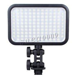 Wholesale-Original emballage Godox LED 126 Lampe de lampe vidéo pour appareil photo numérique caméscope DV à partir de conduit caméra lumière 126 fabricateur