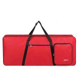 Wholesale Portable High Quality Gig Bag For Electric Key Keyboard Organ Oxford Cloth Case Black Two Size Available