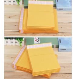 Burbuja de papel kraft en venta-310mmx250mm / 310mmx230mm / 310mmx200mm / 310mmx180mm destructivo abierto auto-sellante poli burbuja Kraft papel envoltorio maletín bolsas