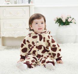 Bébé girafe barboteuse en Ligne-Bébé, maman, garçons, animaux, chaud, long, douille, éléphants, zèbre, girafes, léopard, mamelon